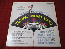 LP OST Alfred Newman Rodgers and Martello Pietra 's Flower Drum Song > MCA USA