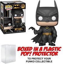 Funko POP! DC Heroes ~ THE BATMAN (1989)(#275) FIGURE w/Protector Case