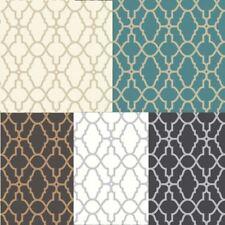 Rasch Casablanca Trellis Metallic Textured Luxury Vinyl Shimmer Wallpaper
