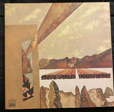 Stevie Wonder Innervisions Vinyl Lp Original Tamla US Press