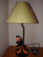Warner Bros Looney Tunes Daffy Duck Table figurine Lamp RUTTEN COLLECTION Statue