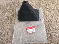 New OEM 94-01 Acura Integra GSR LS RS DC2 B18C1 Black 5sp Manual Shift Boot SR3
