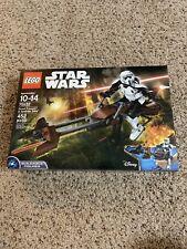 LEGO 75532 Star Wars Scout Trooper & Speeder Bike New Sealed
