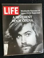 LIFE MAGAZINE May 28 1971  JESUS CHRIST SUPERSTAR / Black Panther Party / Boeing