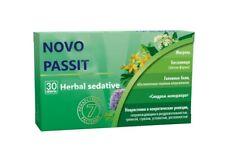 Novo-passit Sedative medication 30 tab-Ново-пассит седативный препарат 30 таб