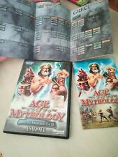 PC ITA age of Mythology as New Rare Complete No ps1 NES SNES Sega msx NEC