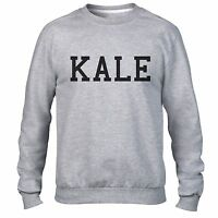 KALE Womens Sweater Music Tumblr Hipster Jumper Flawless Sweatshirt Top