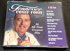 Tennessee Ernie Ford: 36 All-Time Greatest Hits (3CD's, 1999, EMI-Capitol/GSC)