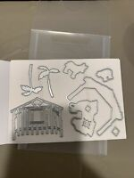 Stampin Up Nativity Dies