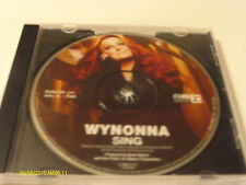 Wynonna Sing Picture Disc CD Single 2008
