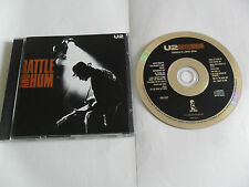 U2 - Rattle And Hum  (CD 1988) UK Pressing