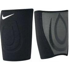 NIKE Men Vented Neoprene Sleeve II Forearm One Pair Medium Black/Grey/White New