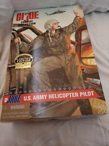 "GI Joe Classic Collection GI Jane US Army Helicopter Pilot 1997 12"" Hasbro NEW"