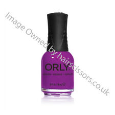 ORLY Nail Lacquer Polish 18ml Purple Collection All Colours Stocked