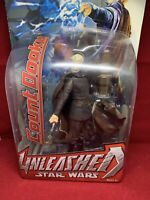 Star Wars Unleashed MIP COUNT DOOKU Darth Tyrannus ROTS Revenge of the Sith