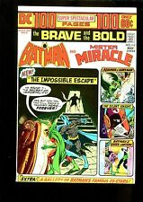 BRAVE AND THE BOLD 112 (9.2) MISTER MIRACLE DC (b049)