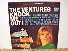 THE VENTURES, KNOCK ME OUT , CLASSIC 1964 EARLY SUPER  SURF ROCK