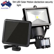 COB LED Ultra Bright Solar Light Motion Detection Sensor Security Garden Flood
