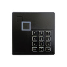 Contactless IC Card Keypad Access Control Rfid Chip Reader Led 13.56Mhz MF Wg26