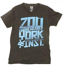 """Zoo York Unbreakable Inst.""_ZOO YORK T-Shirt_Dk.Gray_Sz.S (small to medium)"