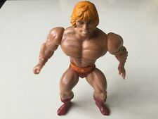HE-MAN 1981 figure masters of the universe MOTU mattel taiwan