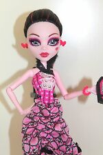 Monster High Draculaura Dot Dead Gorgeous del 3 Pack Exclusive Doll