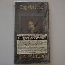 OZZY OSBOURNE - PRINCE OF DARKNESS - 2005 JAPAN 4CD BOX SET