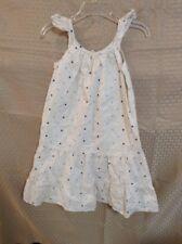 EUC Baby Gap Summer Toddler Sleeveless Dress Size 3T Color Multi