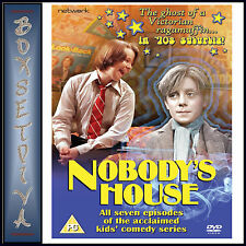 NOBODYS HOUSE - THE COMPLETE SERIES  *BRAND NEW DVD**
