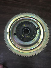 90 's DT 115 HP Suzuki V4 Outboard Motor Engine Flywheel Rotor Freshwater MN