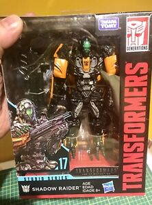 Transformers Studio Series 17 Shadow Raider NEW Sealed FREE SHIPPING