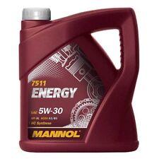 5 L LITER MANNOL ENERGY 5W-30 MOTOR-ÖL MOTOREN-ÖL