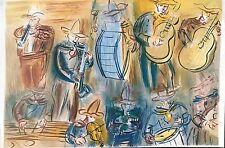 "DUFY RAOUL ""L'ORCHESTRE MEXICAIN"""