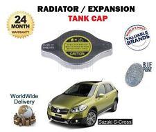 Per SUZUKI SX4 S CROCE 1,6 M16A 2013 - > NUOVO RADIATORE / ESPANSIONE SERBATOIO ACQUA PAC