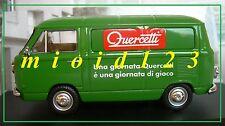 1/43 - Fiat 850 T furgone : QUERCETTI - 1975 - Die-cast