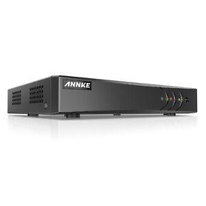 ANNKE CCTV Security Camera System 4+1CH 5MP HDMI DVR 5IN1 Recorder Surveillance