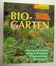Taschenbuch 1997 Biogarten Compact Gartenpraxis Planung Gestaltung Pflanzenkunde