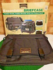 Colorado Flight Bag Files Office Expandable Briefcase