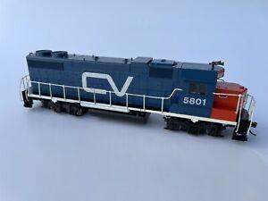 Custom Athearn - EMD GP38 Central Vermont (CV) 5801 - HO Scale