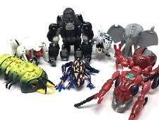 Transformers Beast Wars Lot 7 Piece Optimus Prime 1996