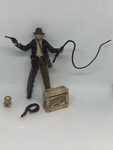 "💥NEW Hasbro Indiana Jones Action Figure MINT 3.75"" COMPLETE Raiders 2007 INDY💥"