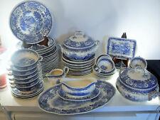 ANCIENNE SERVICE DE TABLE PORCELAINE VILLEROY ET BOCH BURGENLAND