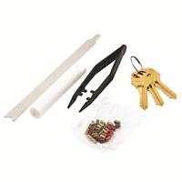 Kwikset Steel 5 Pin Entry Door Lock Set Rekey Keying Rekeying Pinning Tool Kit