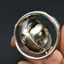 EDC Gear Gyroscope Stainless Steel Hand Fidget Stress Relief Focus Toy