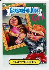 Garbage Pail Kids Mini Cards 2013 Base Card 180a Graffiti PETEY