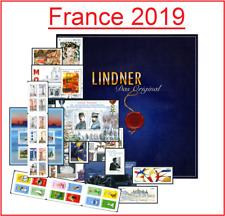Nouveauté Jeu France Lindner Timbre de l'année 2019