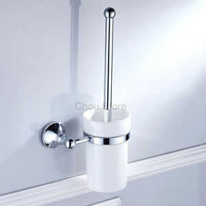 Suporte De Parede De Alumínio espaço Higiênico Escova lavador de gases e Vidro Escova titular Set