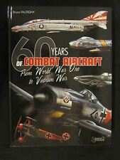 60 Years Of Combat Aircraft 1914-1974 - 164 pages, 400 profiles & illustrations
