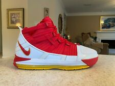 Nike Lebron 3 Fairfax Pe Sample Promo size 13 (SVSM Akron CTK 17 16 15 7 4 1)