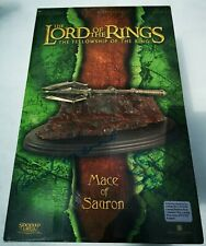 Autographed Mace of Sauron (Sideshow - Weta) LOTR Lord of the Rings